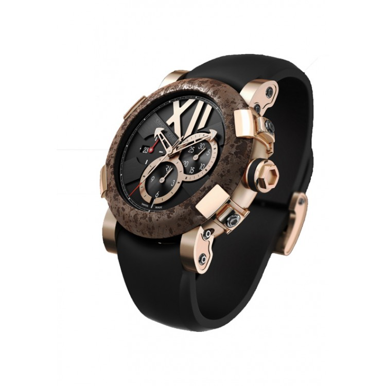Romain Jerome Titanic-Dna Chronograph T-OXY Pink Gold CH.T.OXY3.2222.00 Limited Edition