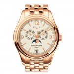 PATEK PHILIPPE COMPLICATIONS ANNUAL CALENDAR 5146/1R-001 ROSE GOLD BRACELET