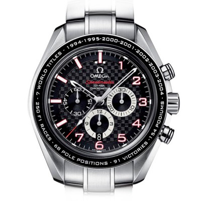 Omega Speedmaster Michael Schumacher The Legend 321.30.44.50.01.001