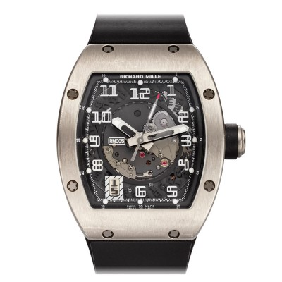 Richard Mille RM 005 White Gold