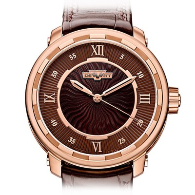 DeWitt Twenty 8 Eight Automatic Rose Gold 43 T8.AU.53.003