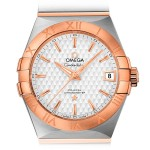 Omega Constellation Co-Axial 38 mm Rose Gold 123.20.38.21.02.008