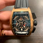 Cvstos Challenge Chrono RG Black Rose Gold