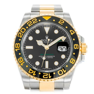Rolex Oyster GMT-Master II M116713LN