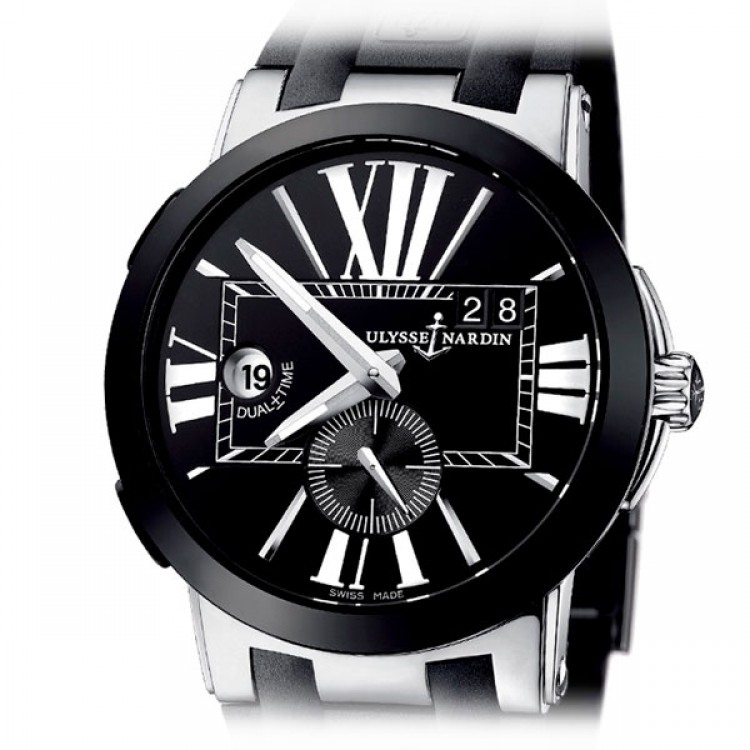 Ulysse Nardin Executive Dual Time 243-00