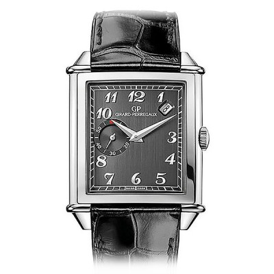 Girard-Perregaux Vintage 1945 Date And Small Second Reference 25835-11-221-BA6A