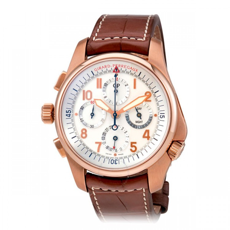 Girard-Perregaux Sea Hawk R&D 01 Rose Gold 43mm ref:49930