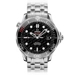 OMEGA James Bond 007 50th Anniversary Collector's Piece Seamaster Co-Axial 300M 212.30.41.20.01.005