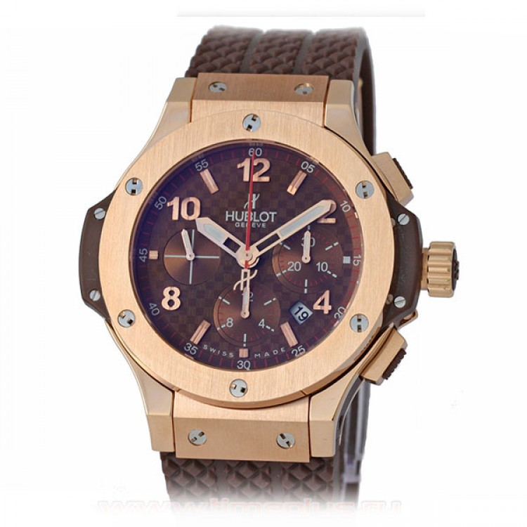 Hublot Big Bang Cappuccino Rose Gold ref 301.PC.1007.RX