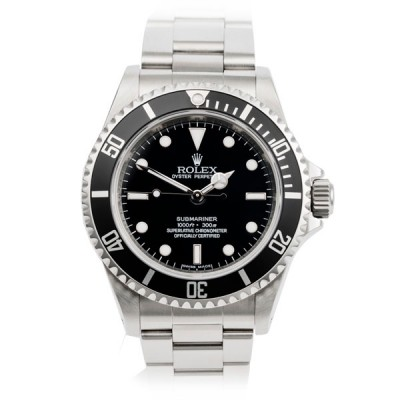 Rolex Submariner 4 Line Dial G series 14060M