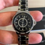 AG Heuer Formula 1 Steel And Ceramic Diamonds Automatic 37 mm WAU2212.BA0859