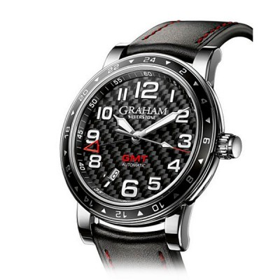 Graham Silverstone Time Zone 42 Carbon 2TZAS.B02A