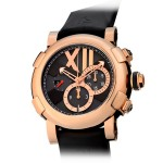 Romain Jerome Sea Titanic Inside Steampunk Chrono Rose Gold Chronograph CH.T.222BB.00.BB RJ