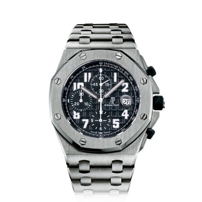 Audemars Piguet Royal Oak Offshore Titanium Manufactured 25721TI.OO.1000TI.06