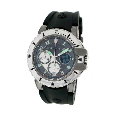 Harry Winston Ocean Project Z2 Platinum 950 Zalium OCEACH44ZZ001 Limited Edition 200 pcs.