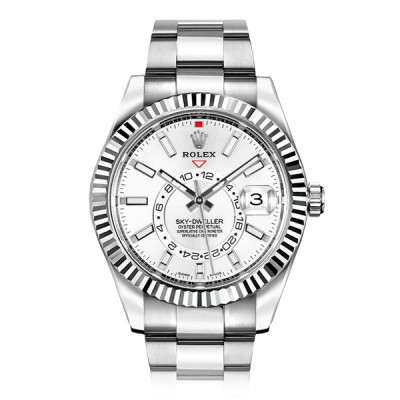 Rolex Sky-Dweller White Gold 326934