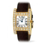 Chopard Your Hour Yellow Gold Diamond 12/7405