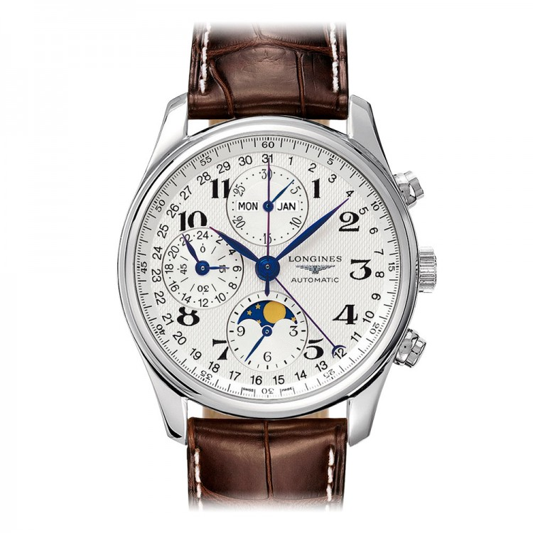 Longines Master Collection Complete Calendar L2.773.4.78.5