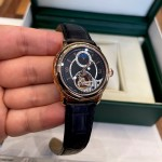Frederique Constant Manufacture Heart Beat Rose Gold 42 Ref: 942ABS4H9