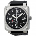 Bell & Ross Power Reserve BR 01-97 Steel Black
