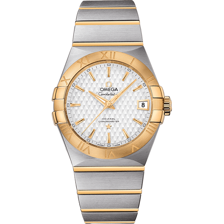 Omega Constellation Omega Co-Axial Calibre 8500 123.20.38.21.02.009