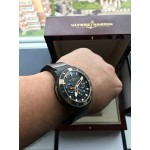 Ulysse Nardin Black Sea Chronograph 353-90-3C