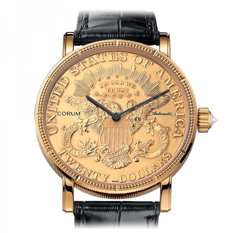 Corum Coin 20$ Dollar  Ref:082.355.56/0001 MU51