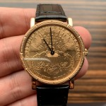 Corum Coin 20$ Dollar 082.355.56/0001 MU51