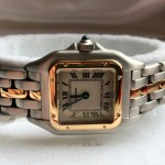 Cartier Panthere Steel + Gold 750 1120