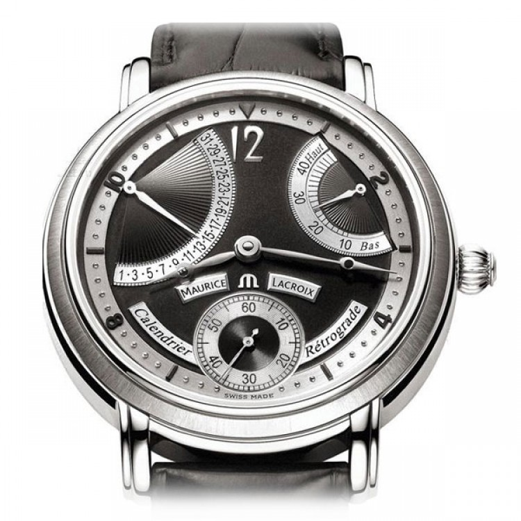 Maurice Lacroix Masterpiece Calendrier Retrograde MP7068-ss001-390