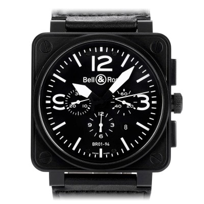 Bell & Ross Instruments BR 01-94 CARBON BR0194-BL-CA