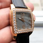 Chopard Two O Ten with Diamond Bezel 18KT Rose Gold 2034007