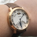Pierre Kunz Spirit of Challenge 30 Second Retrograde Lune PKA 007 SRL