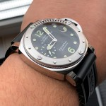 Panerai Luminor Submersible Automatic Acciaio PAM00024