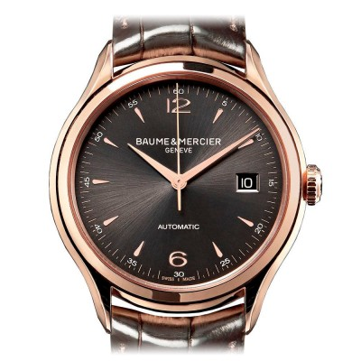 Baume & Mercier Clifton Rose Gold MOA10059