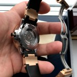 Ulysse Nardin Collection Diver TitaniumRose Gold 265-90-392