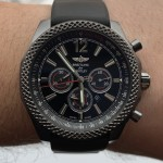 Breitling for Bentley Barnato 42 Midnight Carbon Chronograph M41390