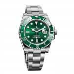 Rolex Submariner Green Hulk 116610LV