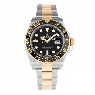 Rolex GMT-Master II Bi-Color Black 116713LN