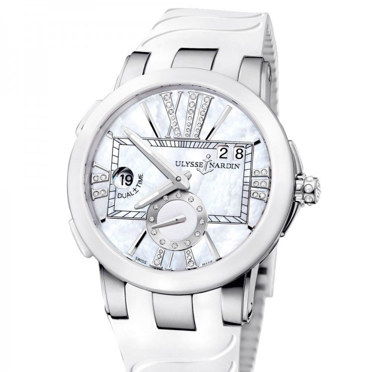 Ulysse Nardin Functional Executive Dual Time Executive Lady 243-10-3/391