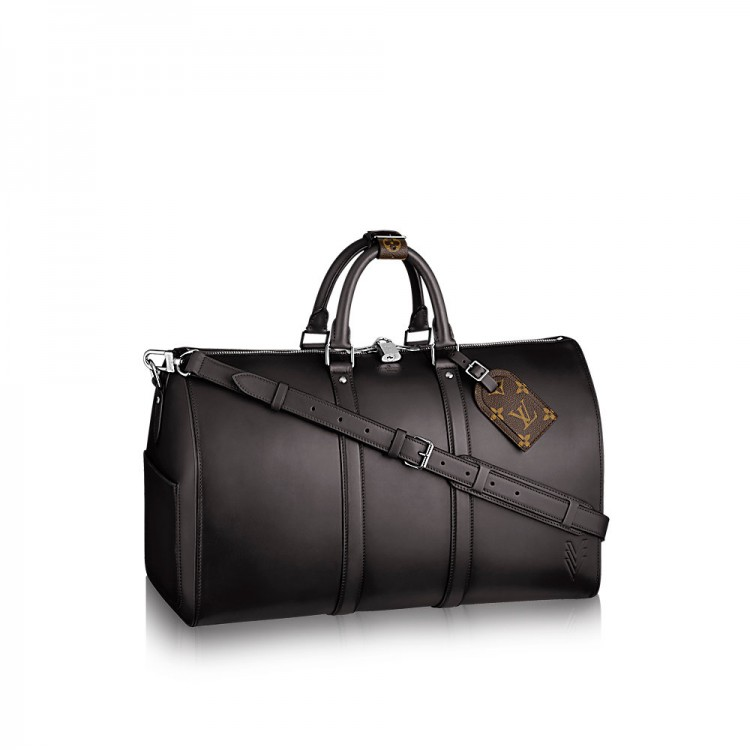 Сумка LOUIS VUITTON Keepall 55 с M50458