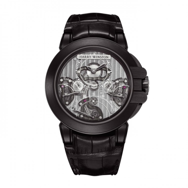 Harry Winston Ocean Triple Retrograde OCEACT44ZZ002