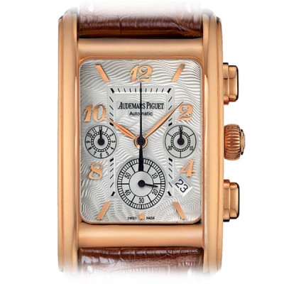 Audemars Piguet Edward Piguet Chronograph Rose Gold 25987OR.OO.D088CR.02