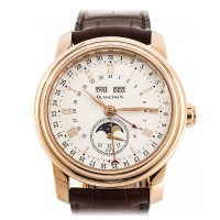 Blancpain Le Brassus Moon Phase Complete Calendar GMT 4276-3642-55B