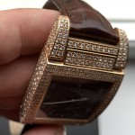 De Grisogono Rose Gold Diamond UNO/DF