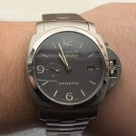 Officine Panerai Luminor Marina 1950 3 Days Automatic Titanio PAM00352