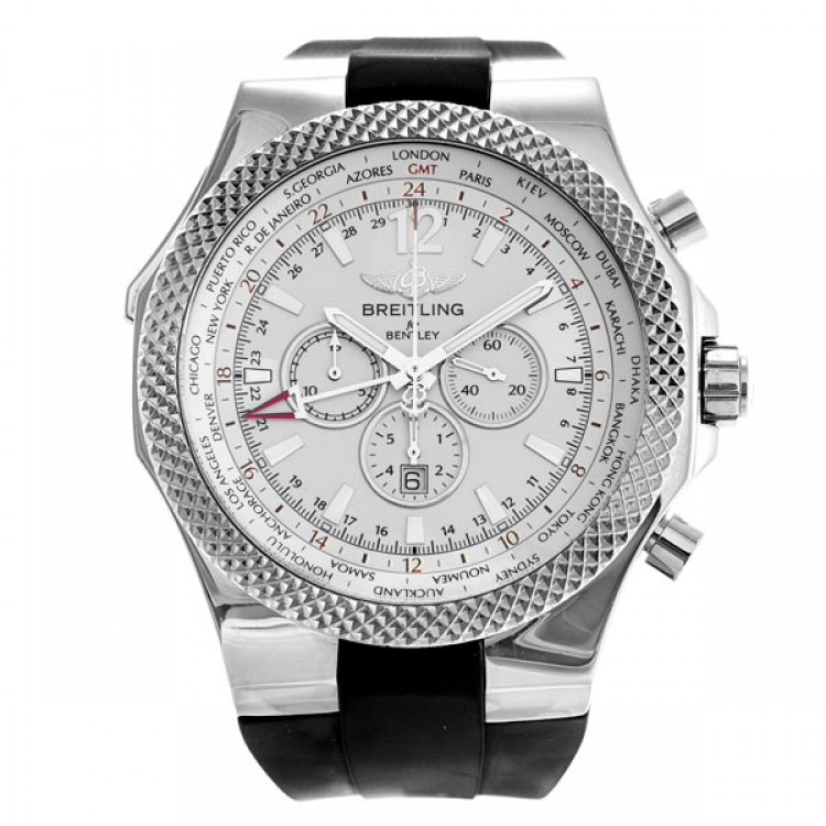 Breitling for Bentley GMT 49 A47362