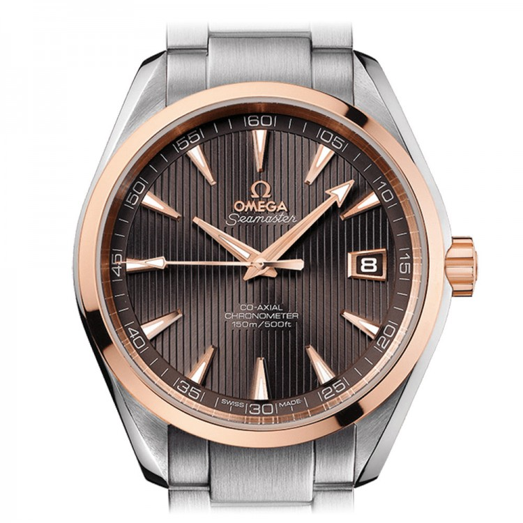 Omega Aqua Terra Chronometer Gold 42 Automatic CO-AXIAL Calibre 8500 231.20.42.21.06.002
