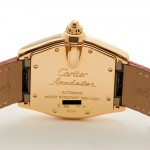 Cartier Roadster 2524 Yellow Gold Large Size W62005V2