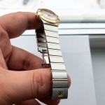 Omega Constellation Quartz 24mm 123.20.24.60.02.001
